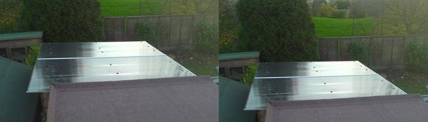 Polycarbonate Roofing - Rooftops