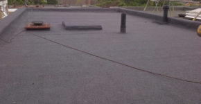 Complete felting - Rooftops